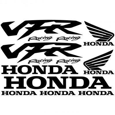 Honda Vf 750 C Aufkleber by Wandtattoos Folies Honda Aufkleber