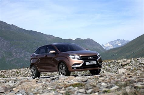 Lada New Models Lada Reinvents Itself With Three Bold New Models