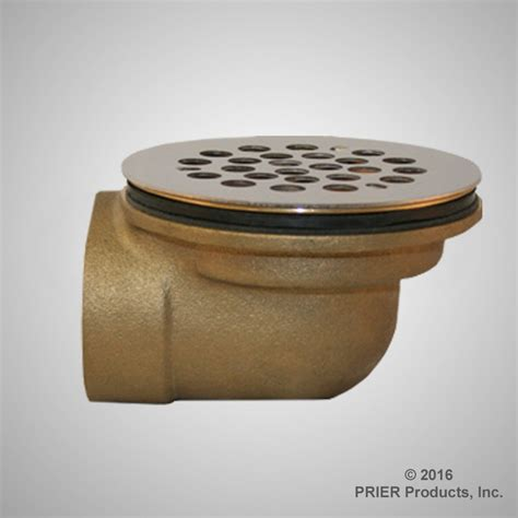 Shower Drain Pipe by P 312 Angle Style Shower Drain