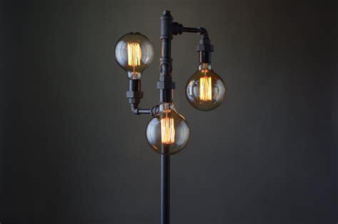 Edison Bulb Floor L Edison Bulb Floor L Industrial Furniture Standing Light