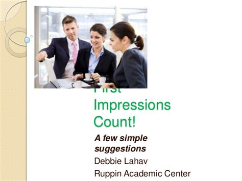 first impressions count at cambridge show home first impressions 2012 slideshare dl