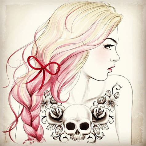 tattoo girl sketch beauty will save viola beauty in everything