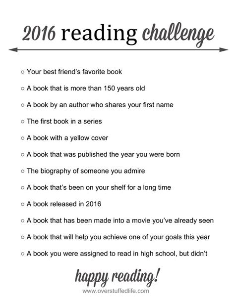 ovee your challenges 17 best ideas about reading challenge on book