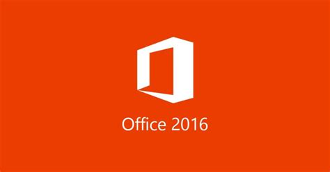 Microsoft Office 2016 Logo Office 2016 Acheter Ou Pas