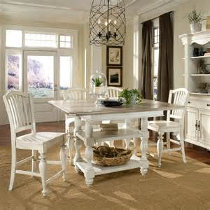 Dining Room Table For 2 Riverside Dining Room Counter Height Dining Table 32554 Hickory Furniture Mart Hickory Nc