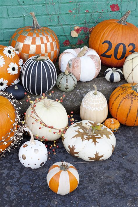 easy  carve pumpkin ideas  beautiful mess