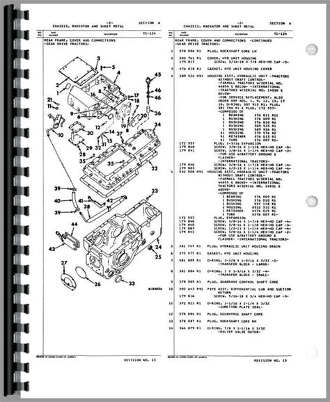 ih parts diagram 656 ih tractor parts diagram wiring diagram schemes