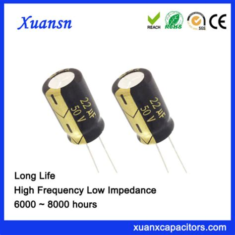 capacitor lifespan hours best seller 22uf 50v electrolytic capacitor archives dongguan xuanxuan electrolytic