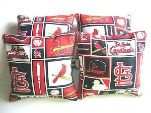 St Louis Cardinals Bean Bag Chair by St Louis Cardinals Bean Bags Set Of 4 Top Quality