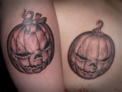 halloween tattoo ideas friendship images designs
