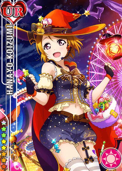 live school idol festival card template ur juego live school idol festival en topic