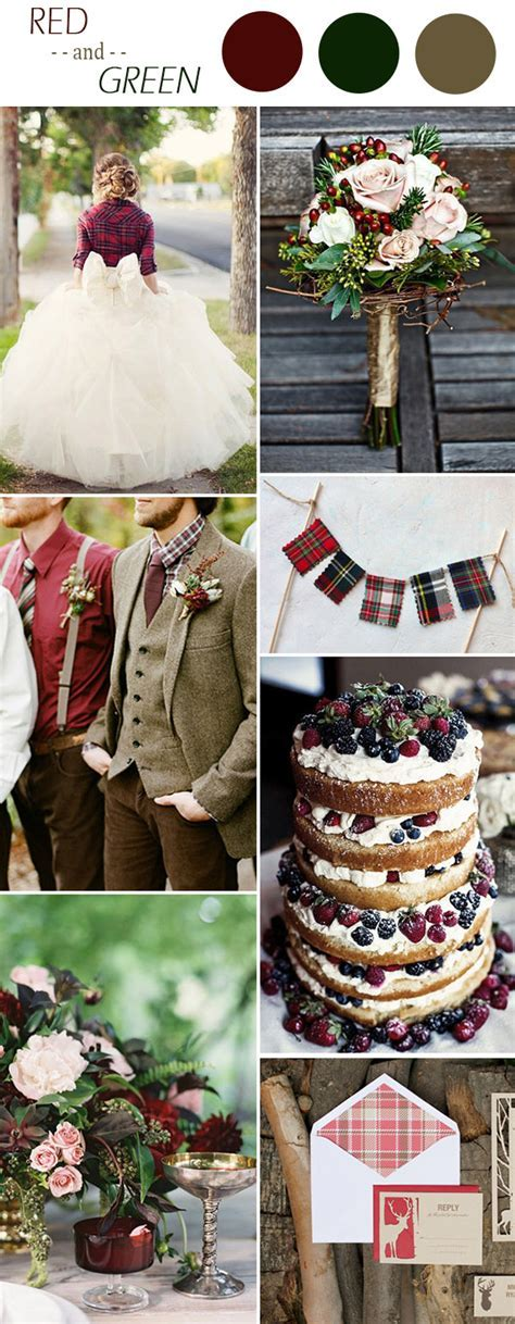 Top 10 Winter Wedding Color Ideas And Wedding Invitations