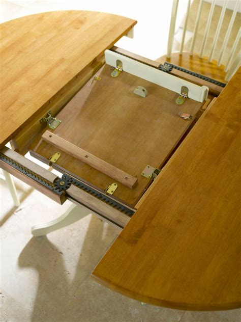expanding table mechanism expandable dining table mechanism www imgkid com the