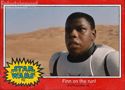 Wars The Awakens Finn wars 7 awakens list of character names possibly released collider