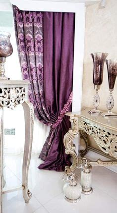 lacey curtains 1000 ideas about purple home on pinterest purple home