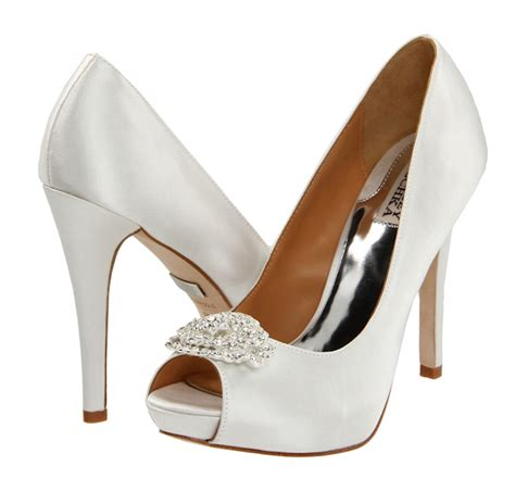 Peep Toe Wedding Shoes by Peep Toe Bridal Shoes Bitsy