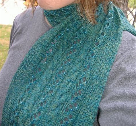 beaded crochet scarf pattern beading tutorial plus free scarf pattern beaded