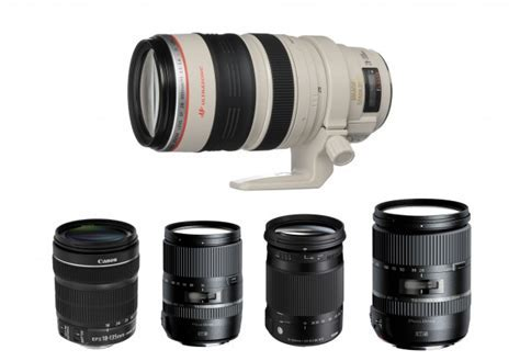 Best All In One Zoom Lens for Canon DSLRs   Camera News at