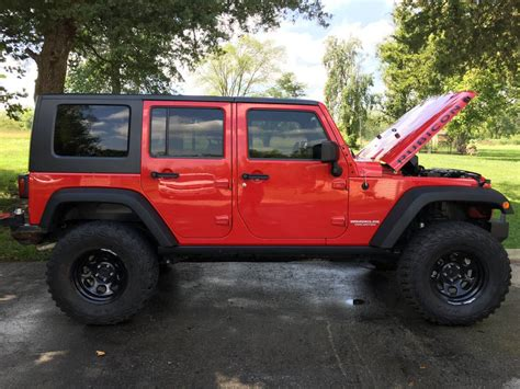 Jeep Ks 2009 Jeep Wrangler Unlimited Rubicon For Sale In Topeka