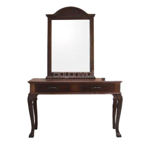 sofa table with mirror b0810 console table mirror
