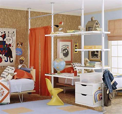 как разделить детскую комнату для двоих детей наша детская