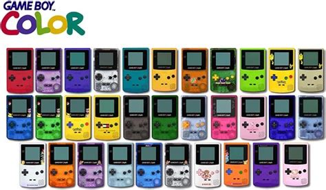 list of gameboy color looking for complete list photos of gameboy color