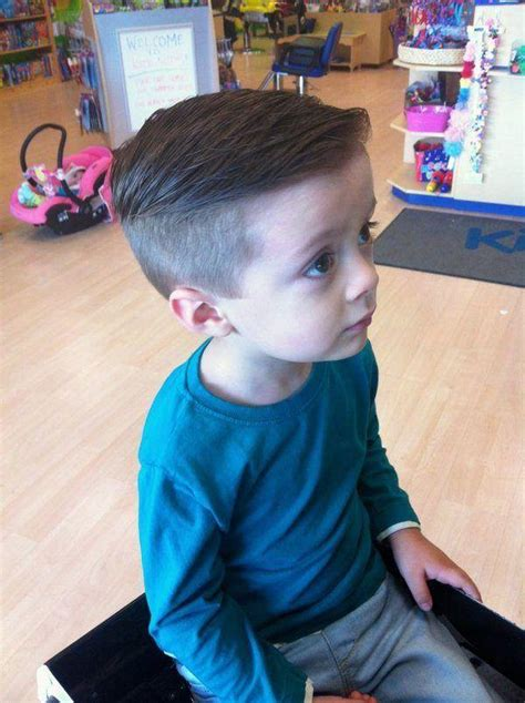 2 year hairstyles fir boys 23 trendy and cute toddler boy haircuts
