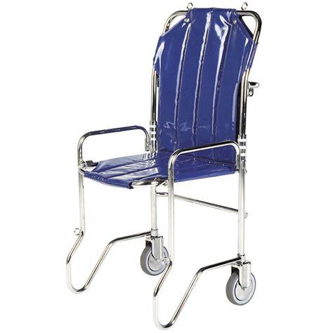 chaise portoir chaise portoir pliable pp en acier chrom 233 2 roues 1 poign 233 e