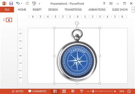 Compass Clipart Png Fppt Compass Powerpoint Template