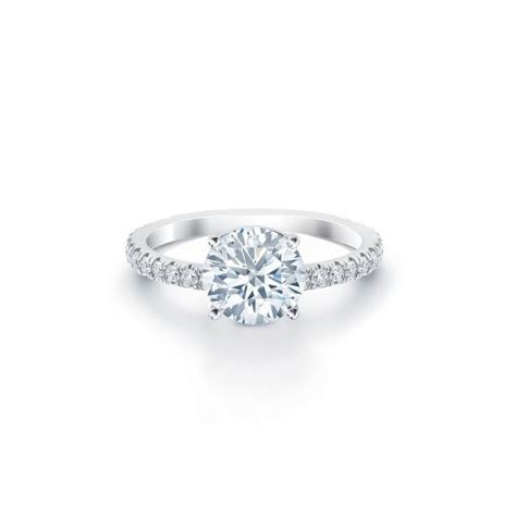Wedding Bells Engagement Rings by The Most Dazzling Engagement Rings Weddingbells