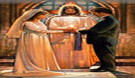 Jesuit Wedding Blessing by The Jesuit Singapore Website