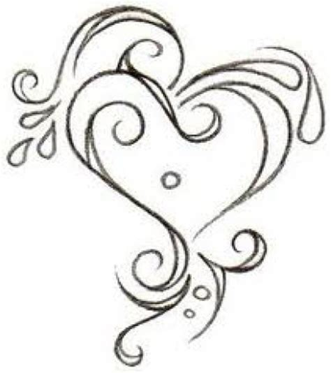 small heart tattoo designs cr tattoos design small designs