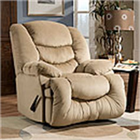 Stratolounger The Big One Nimbus Umber Recliner by Document Moved