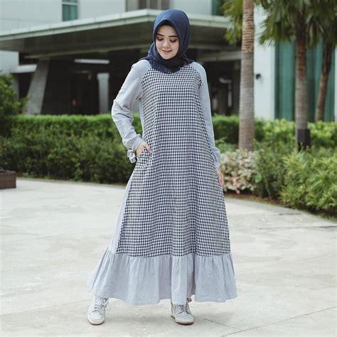 Baju Muslim Wanita Harga Grosir grosir baju muslim reglan dress grosir baju muslim