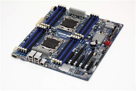 Dual Sockel Mainboard by Ocaholic Preview Gigabyte Ga 7pesh1 Dual Socket Lga2011 Motherboard Motherboards Gt Intel