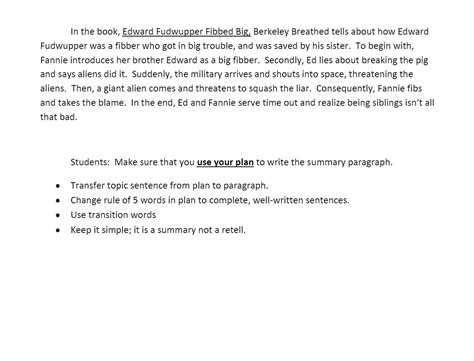 sle article summary template how to write a summary of a thesis 28 images sle