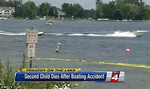 sylvan lake jet boats horror as brother 11 and sister 6 killed in tubing