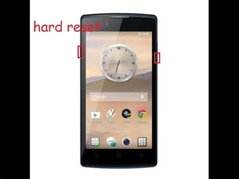 Hp Oppo Neo R831 oppo neo r831 reset unlock android