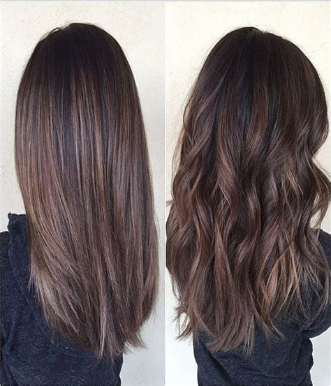 salon la vie highlights hair styling salon prom and chocolate brown hair with balayage
