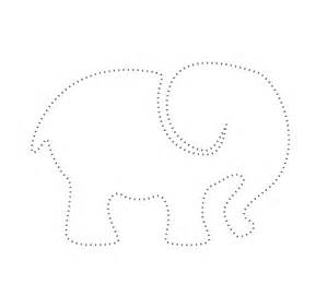 Elephant Cut Out Template by Best Photos Of Elephant Cut Out Template Elephant