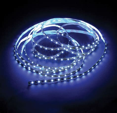 Firstlight 5 Metre Indoor Led Fixed Colour Flexi Tape Indoor Led Light Strips