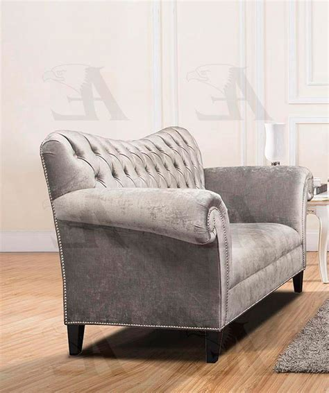 silver sofa set silver fabric sofa set ae604 fabric sofas