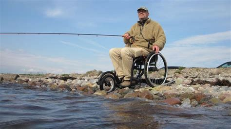 wheelchair fishing boat 25 best images about fishing from a wheelchair on