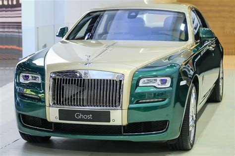 roll royce green two new rolls royce phantom versions coupe tiger and