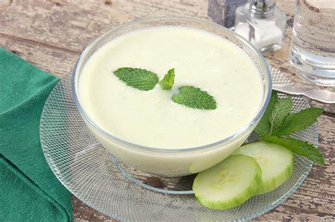 Detox Cucumber Soup Recipe by Cold Cucumber Soup Bulgarian Tarator Recipe