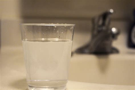 Cloudy Water In Faucet by Washington Square News Is Nyu S Cloudy Water Safe To Drink