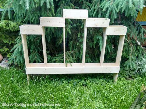 vertical garden plans diy vertical garden plans myoutdoorplans free