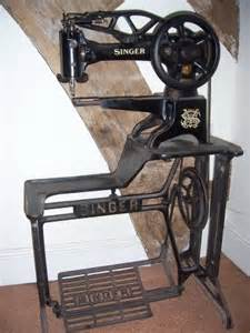For Sale Singer Leather Sewing Machine 29k58 Boot