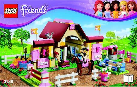 Ready Lego 3189 Friends Heartlake Stables Diskon heartlake stables 3189 brickstation