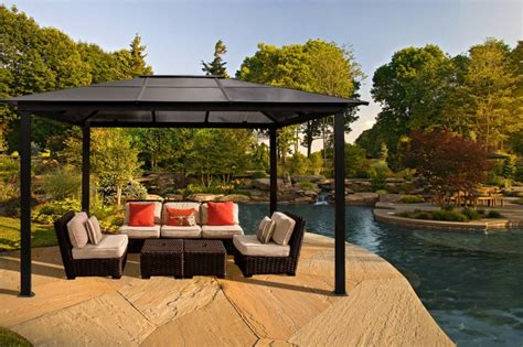 Gazebo On Patio Gazebo The Garden And Patio Home Guide